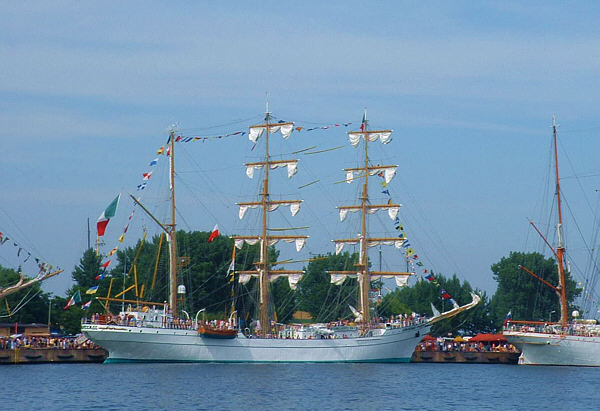 Operacja Żagiel - Gdynia2009, Yacht, jachty