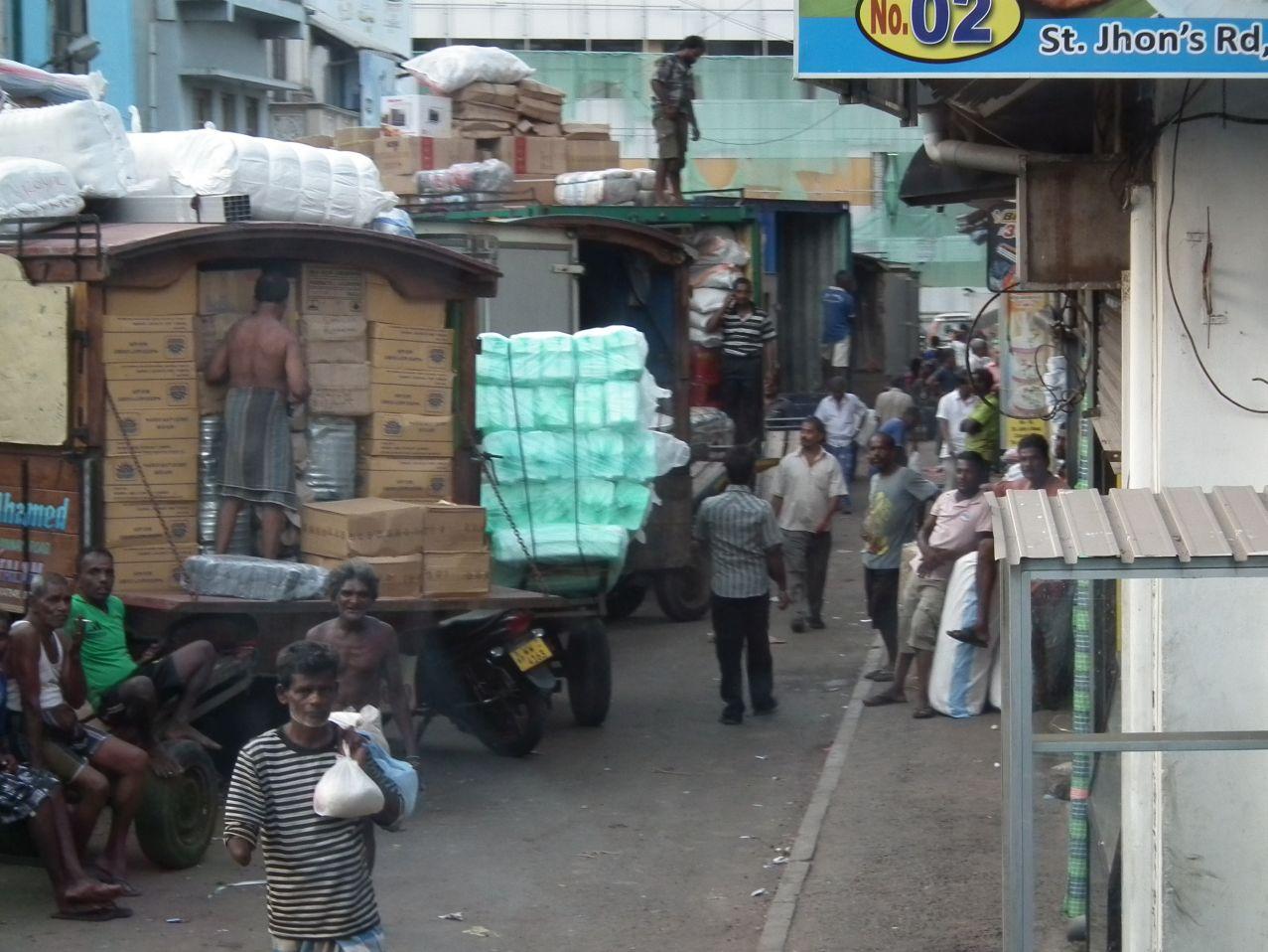 Najbiedniejsza dzielnica Kolombo