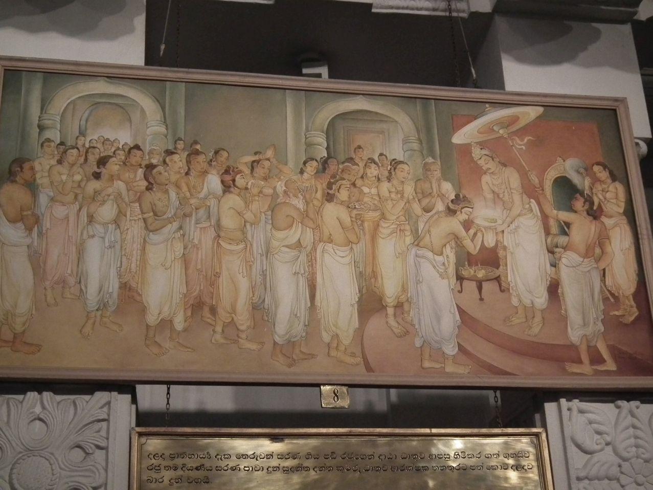 Relikia królestwa Kandy
