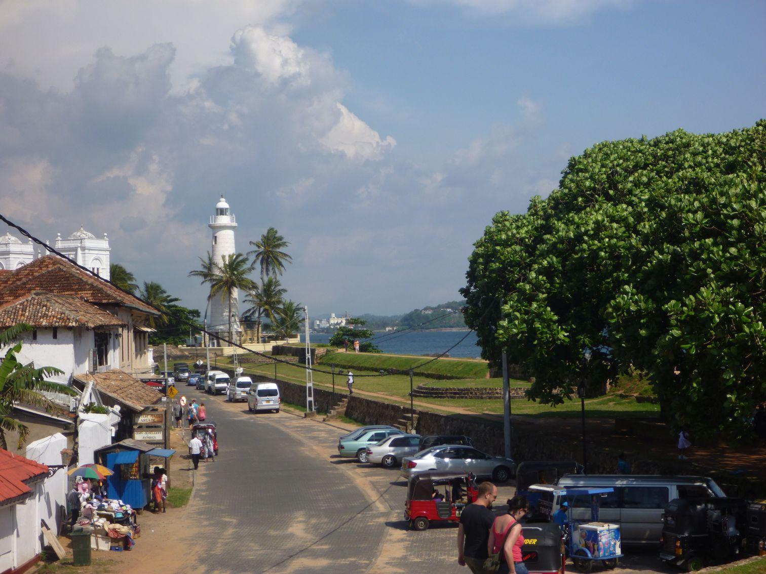 Południowa Srilanka - Galle