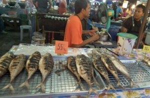 Smażone ryby